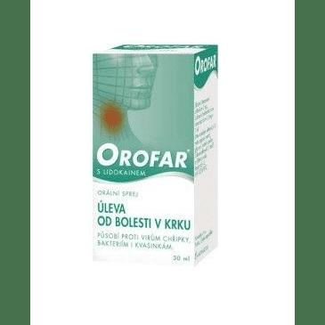 OROFAR 2MG/ML+1