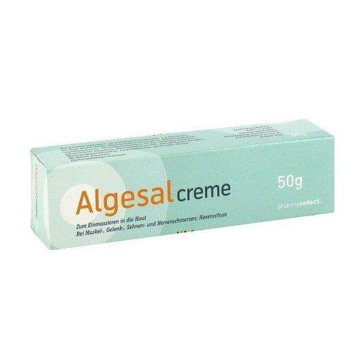 ALGESAL 100MG/G+10MG/G krém 50G