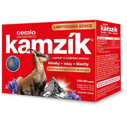 Cemio Kamzík cps.100+50 ČR