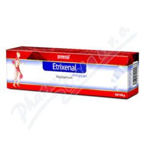 ETRIXENAL 100MG/G gel 100G