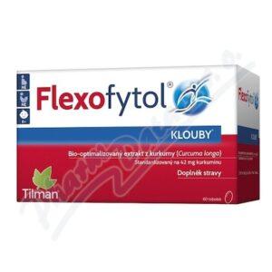Flexofytol 60 kapslí – II. jakost