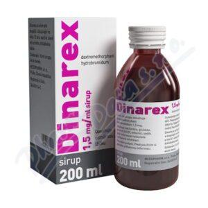DINAREX 1,5MG/ML sirup 1X200ML I
