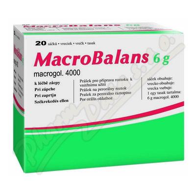 MacroBalans 20x6g