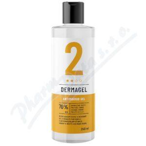 DERMAGEL Antimikrob gel 240ml