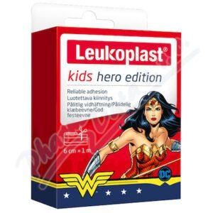 Leukoplast Kids HERO náplast 6cmx1m