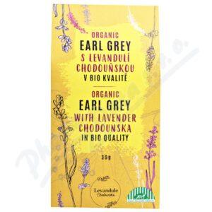 BIO čaj Earl Grey sypaný s Levandulí Chodouň. 30g